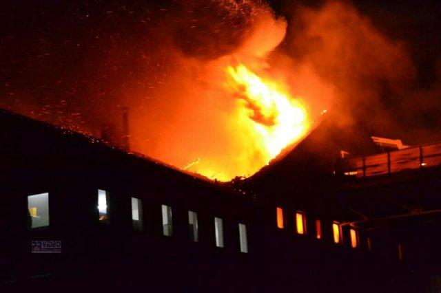 Brandeinsatz vom 31.01.2013  |  (C) Feuerwehr Muehlhausen (2013)
