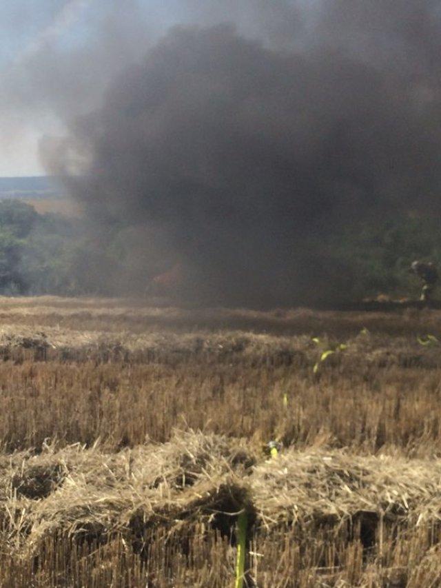 Brandeinsatz vom 23.07.2014  |  (C) Feuerwehr Muehlhausen (2014)